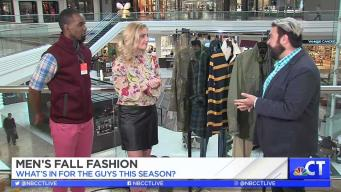 CT LIVE!: Men's Fall Fashion Trends