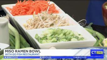 CT LIVE!: Miso Ramen Bowl