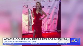 CT LIVE!: Miss CT USA Prepares for Miss USA