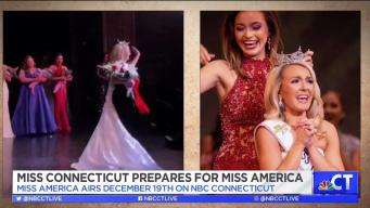CT LIVE!: Miss Connecticut Prepares for Miss America