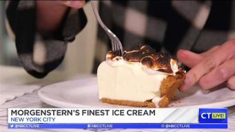 CT LIVE!: Morgenstern's Finest Ice Cream