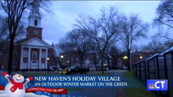 CT LIVE!: New Haven's Holiday Village