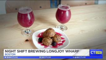 CT LIVE!: Night Shift Brewery at Longjoy Wharf