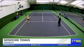 CT LIVE!: Nissan Weekend Warrior - Simsmore Tennis