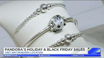 CT LIVE!: PANDORA's Holiday and Black Friday Sales