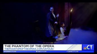 """CT LIVE!: """"Phantom of the Opera"""" at the Toyota Oakdale Theatre"""