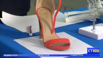 CT LIVE!: Protect Your Feet from High Heel Pain