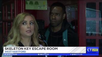 CT LIVE!: Skeleton Key Escape Room