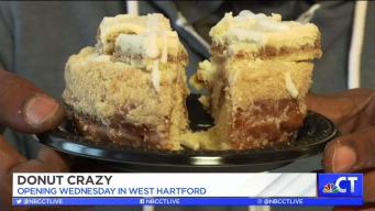CT LIVE!: Sneek Preview of Donut Crazy in West Hartford