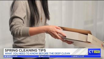 CT LIVE!: Spring Cleaning Tips