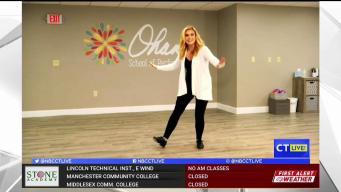 CT LIVE!: Tap Dance Lesson