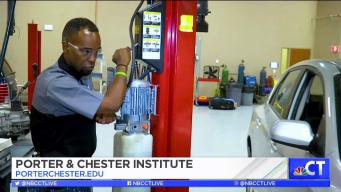 CT LIVE!: Porter and Chester Institute's Automotive Program