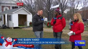 CT LIVE!: The Bard Yard on the New Haven Green