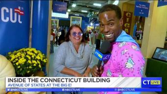 CT LIVE!: The Connecticut Building at The Big E!