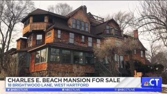 CT LIVE!: Tour of the Charles E. Beach Mansion