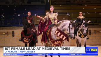 CT LIVE!: Travel Back to Medieval Times