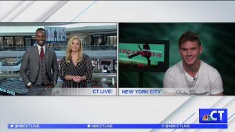 """CT LIVE!: """"Treadstone"""" Star Jeremy Irvine"""
