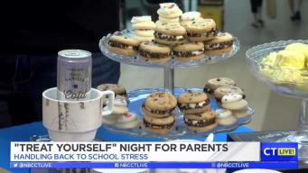 CT LIVE!: Treat Yourself Party for Parents
