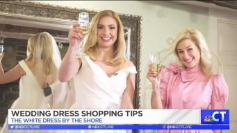CT LIVE!: Wedding Dress Shopping Tips