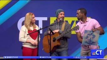 CT LIVE!: Will Evans Visits CT LIVE!
