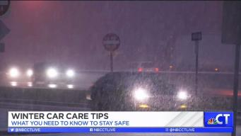 CT LIVE!: Winter Driving Safety Tips