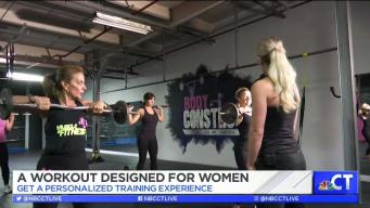 CT LIVE!: Women! Here's a Workout Designed for You