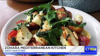 CT LIVE!: Zohara Mediterranean Kitchen