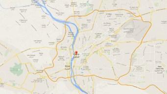 Egyptian Police Kill 4 Suspected Militants