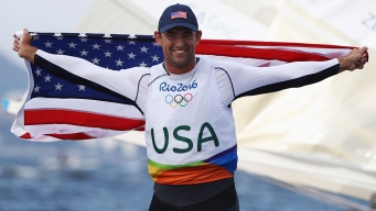 US Sailor Battles Back to Win Bronze in Rio