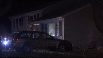 Car Crashes into West Hartford Home