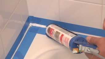 Caulking Your Tub