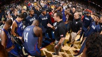 North Carolina, Duke Basketball Stars Join Forces in Rio