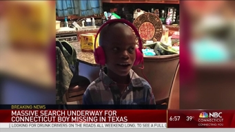 Connecticut Boy with Autism Missing in Texas