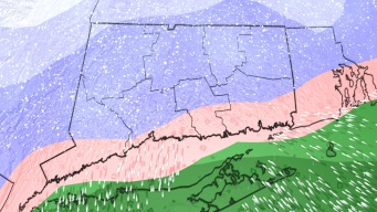 Increasing Confidence for Weekend Snow