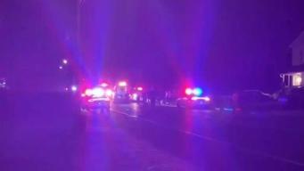 Crash Involving Pedestrian Closes New Haven Road