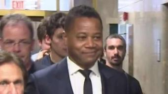 Cuba Gooding Jr. Pleads Not Guilty to Forcible Touching