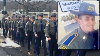 Funeral Held for CT State Trooper Killed in Off-Duty Crash