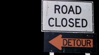 Route 1 in Old Saybrook Remains Closed for Bridge Work