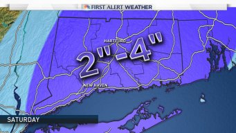 Thursday PM Update: Saturday Snow