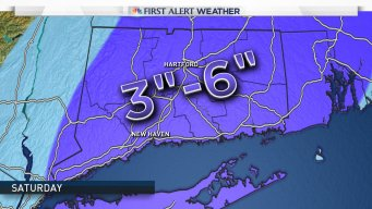 FRIDAY Update: Storm to Bring Snow to Connecticut