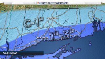First Alert: Tracking Accumulating Snow