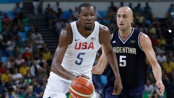 Men's Basketball: For US, Effort is Key to Success