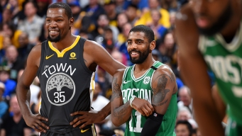 Durant, Irving Make Nets the Talk of the Town in New York