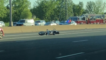 Motorcyclist Seriously Injured in East Hartford Crash