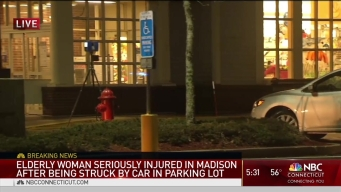 Elderly Woman Hit by Car in Madison