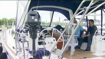 Excited Boaters Prep for Memorial Day Weekend