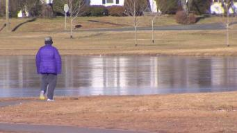 First Responders Warn About Thin Ice