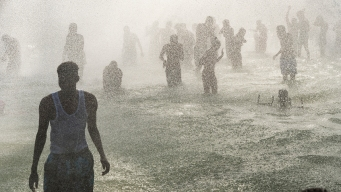 Europe Heat Wave Linked to Man-Made Global Warming: Study