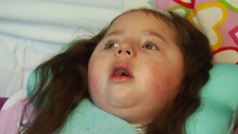 Fundraiser to Send Girl With Rare Disesase to Disney