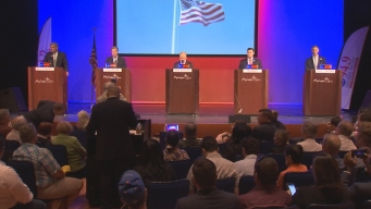 GOP Candidates for Governor Try to Stand Out in Dense Field